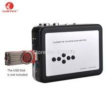 Kazettás szalag az MP3 átalakítóhoz, Mentés az USB flash meghajtóhoz Automatikus visszirányú, ingyenes szállítással