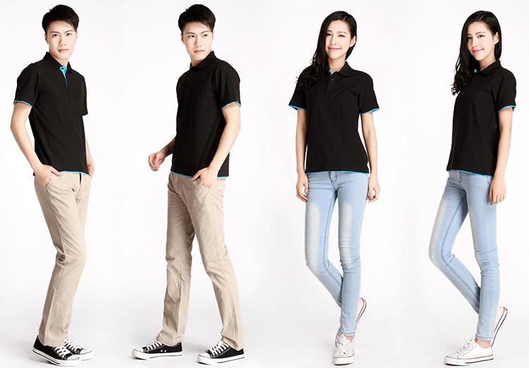 Brand New Men's Polo Shirt High Quality Men Cotton Short Sleeve shirt Brands jerseys Summer Mens polo Shirts 41