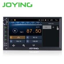 Новый Android 6.0 4 ядра Универсальный Аудиомагнитолы автомобильные стерео GPS навигации двойной 2Din 1024*600 HD Радио автомобильный мультимедийный плеер