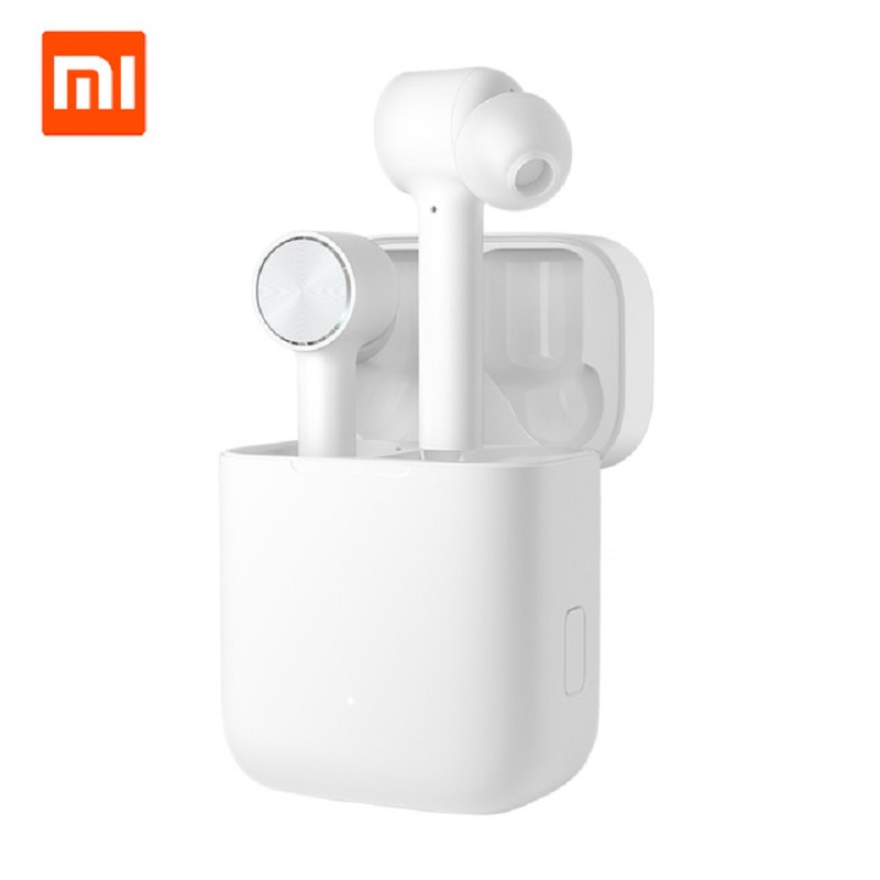 Xiaomi Airdots Pro TWS Earphone Bluetooth Headset Stereo ANC Switch ENC Auto Pause Tap Control Wireless