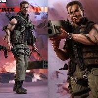 1/6 HT Hot Toys MMS276 Devil Commander John Arnold John Matrix Arnold Schwarzenegger T800 12 Collectible Full Set Action Figure
