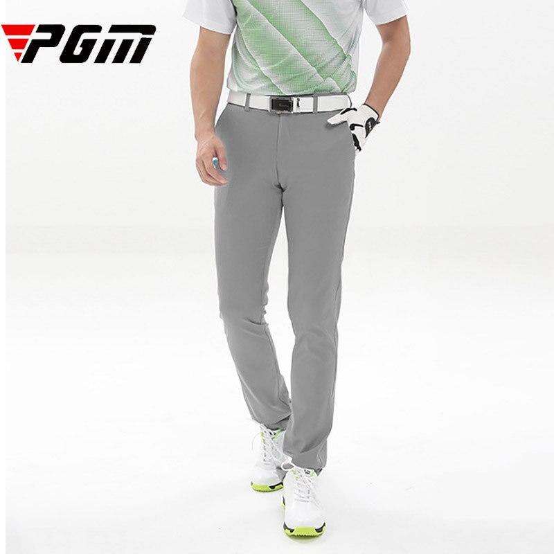 Brand Golf Pants TEE holes Nylon Spandex Light Thin Breathable Comfortable Trousers Man Gray Navy blue White XS M L XL XXL XXXL