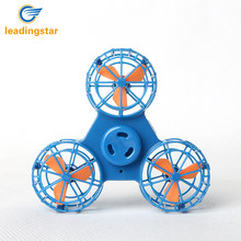 LeadingStar Mini Fidget Spinner Hand Flying Spinning Top Autism Anxiety Stress Release Toy Great Funny Gift Toys For Children(China)