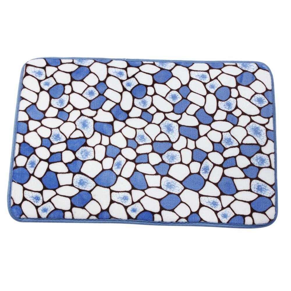 antislip multi colors 6040cm thicken big round floor carpets for living room bathroom circle mat rug st87