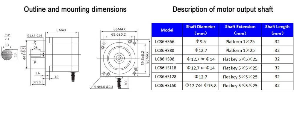US $64.63 |10Nm nema34 step motor DC48V 128mm length LC86HS128 6A stepper on vexta stepper motor wiring, arduino easy driver stepper motor wiring, unipolar stepper motor wiring, stepper motor coil wiring, ramps stepper motor wiring, 6-lead stepper motor wiring, chevy stepper motor wiring, saehan stepper motor wiring,