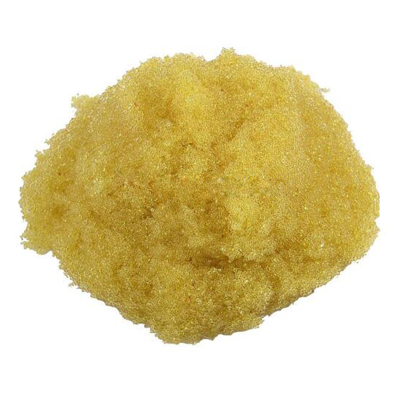 Water Softener Resin High Quality Ion-Exchange Cation Resin Exchange Hardness Water To Soft