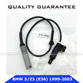 ABS WHEEL SPEED SENSOR FRONT LEFT RIGHT FOR BMW 3 (E36) Compact Convertible Coupe Touring Z3 Coupe 34521163027 34521165519