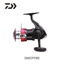 2019 NEW DAIWA CROSSFIRE 3BB CF2000RB CF2500RB CF3000RB CF4000RB DIGIGEAR TWIST BUSTER Spinning Fishing Reel цена