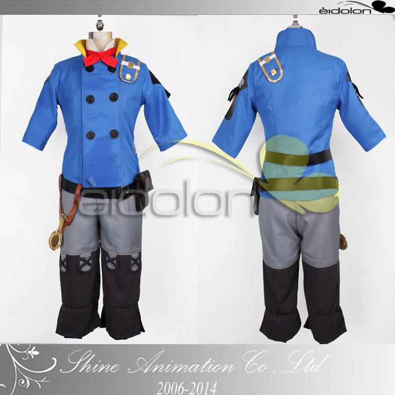 final fantasy Legends:Jikuu no Suishou Tomorrow cosplay Costume