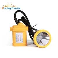 Hot Sale LED Cap Lamp Safety Miner Lamp KL4LM B P Waterproof Headlight Explosion Rroof Cap
