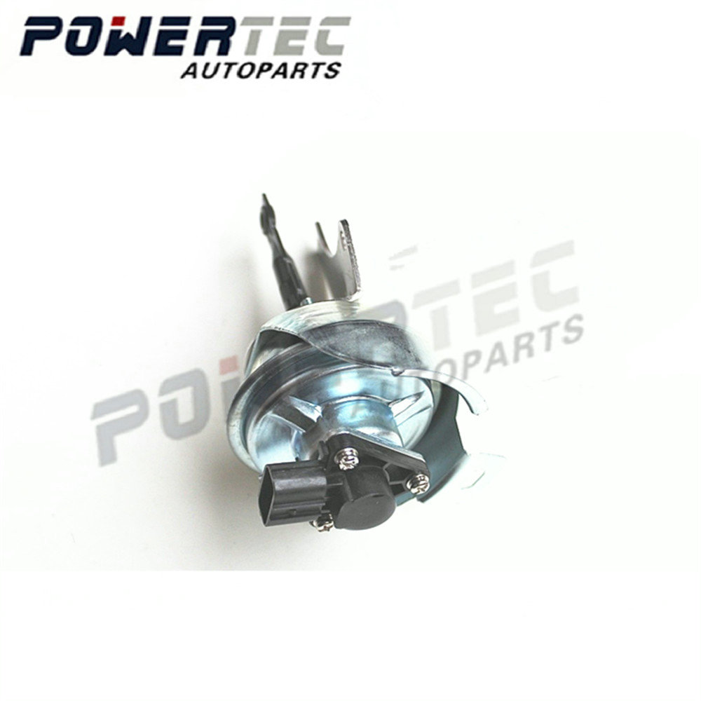 9682778680 753556 756047 Turbocharger Electronic Vacuum Actuator <font><b>turbo</b></font> for <font><b>Peugeot</b></font> 307 / <font><b>407</b></font> <font><b>2.0</b></font> <font><b>HDi</b></font> 136 HP 100 Kw DW10BTED4 - image