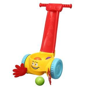 Colorful Baby Walker Trolley B