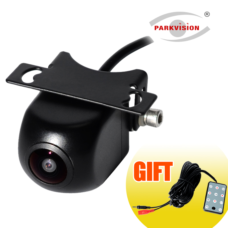 PARKVISION 180 Degrees Wide Angel Universal Front Reverse Rearview Backup Rear View Camera Multi-view Image for Car Vehicle SUV