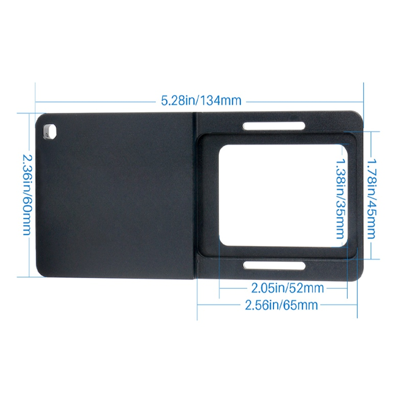 Mount Plate Adapter For GoPro Hero 5 6 + DJI Osmo Mobile Gimbal Handheld Gimbal Accessories