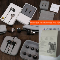 Newest Original Xiaomi Hybrid Pro HD Earphone Dual/Triple Driver Dynamic + Balanced Armature Mi In-Ear Line Control Mic