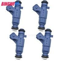 4pcs/set High quality Fuel injectors 0280155794 for CITROEN SAXO / XSARA For PEUGEOT 206 306