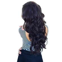 DLME 150% Density Natural Wave Malaysian Hair Glueless Lace Front Wigs With Baby Hairs 10-26inch Free Shipping No Shed Synthetic