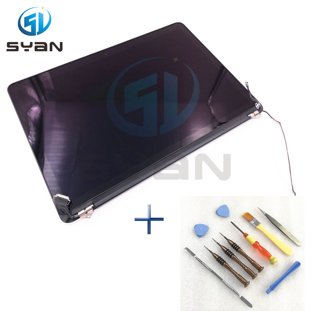 A1502 écran LCD complet pour Macbook Pro 13.3 LCD LEC écran assemblée affichage 2015 ans