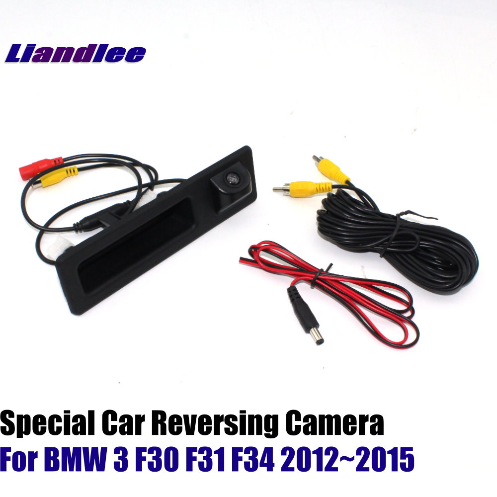 Image 4 - Car Front Rear Backup Camera For BMW 3 Series E90 F30 F31 F34 G20 E46 2010 2020 Reverse Parking Camera DVR Decoder AccesoriesVehicle Camera   -