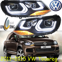 Touareg Headlight 2011 2015 Fit For LHD RHD Need Add 200USD Free Ship Touareg Fog Light