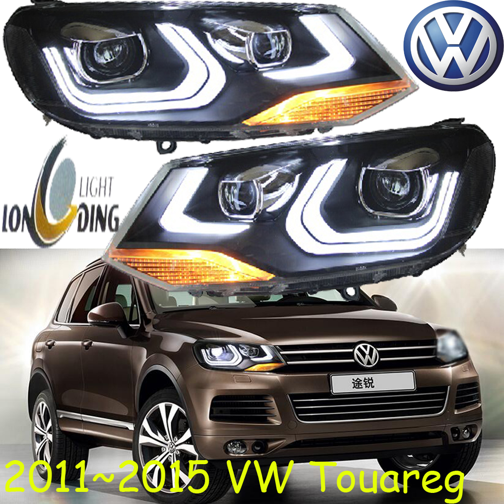 Touareg headlight,2011~2015(Fit for LHD,RHD need add 200USD),Free ship!Touareg fog light,2ps/se+2pcs Ballast,Touareg cadilla srx headlight 2011 2015 fit for lhd if rhd need add 300usd free ship srx fog light 2ps set 2pcs ballast srx