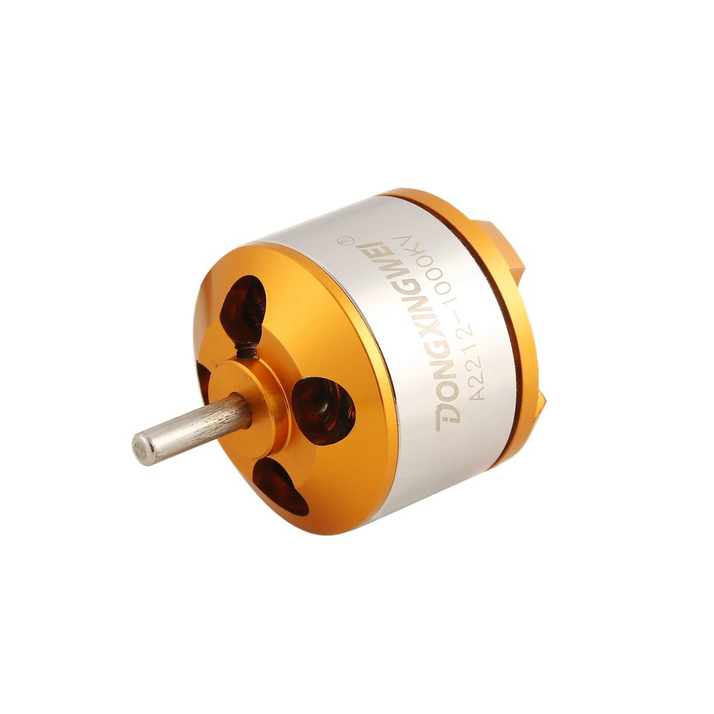 Image 4 - DXW A2212 2212 1000KV/1400KV 2 4S 3.17mm Outrunner Brushless Motor for RC FPV Fixed Wing Drone Airplane  1047/9050 Propeller-in Parts & Accessories from Toys & Hobbies