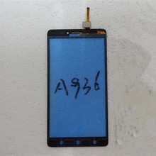 Note 8 Touch Screen Panel Digital replacement parts For Lenovo A936 Note8 MTK6752 Octa core Smartphone