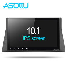 Asottu 8 core android 8.1 car dvd gps player for Honda Accord 8 2008-2012 with car radio video player gps navigation car stereo(China)