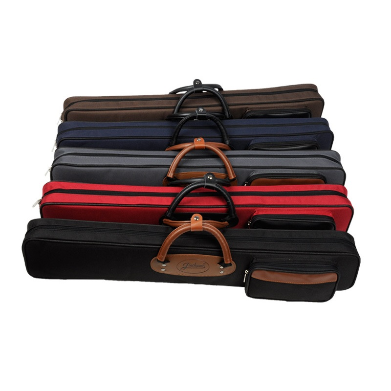Waterproof Oxford Thick Dizi Bag ZhuDi Case Cover 7/10 Quantities Chinese Bamboo Flute Bags D'Tzu Shoulder Portable Flute Cover