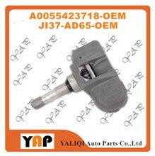 TPMS FOR FITMercedes Benz C250 C300 C350 C63 AMG S550 SL550 E350 E550 433MHZ A0055423718 JI37-AD65 2007-2013