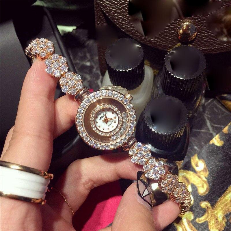 Fashion Brand Watches Women Quartz Crystal Watches Lady Bracelet Diamond Wristwatches Relogio Feminino Clocks Women kimio famons brand women watches fashion diamond wristwatches lady dress wristwatches quartz women s bracelet watches clocks