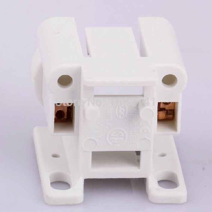 g23 מחזיק מנורה / צינור h 11 w חיסכון באנרגיה led האופקי plug מנורת שקע g23 שני תקע מחט אור בסיס