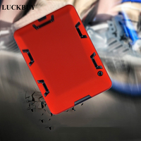 LUCKBUY Heavy Duty Defender 3 In 1 Kickstand Case For Amazon Kindle Paperwhite 1 2 3