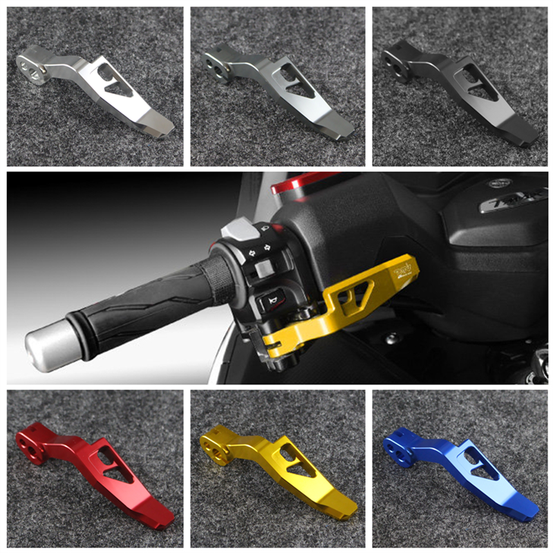 For Yamaha T-MAX500 TMAX530 tmax500 tmax T max 530 500 Motorcycle accessories CNC Motorbike Stands Parking Brake Lever
