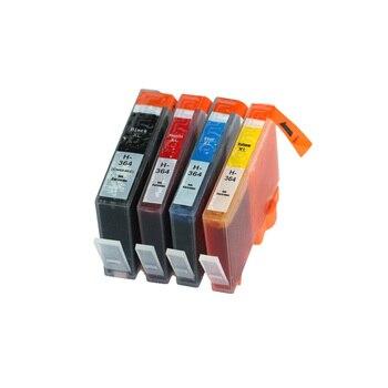 BLOOM compatible for HP 364 364XL ink cartridge for HP Photosmart B111a B109a B109d B109f B109n 3070A 3520 3522 3524 printer