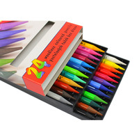KOH I NOOR 12&24 woodless colored pencils