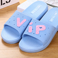 Fashion Summer Lovers Home Slippers Korea Style Indoor Flat with  Slippers Rubber Slides Shoes For Men Women Sandals