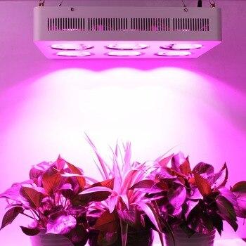 High Power 1200 watt COB Gesamte Spektrum Led Wachsen Licht Beste Hydroponischen Licht Kit für Maximale Ausbeute
