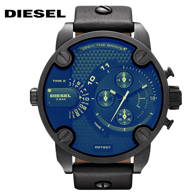 Diesel MINIDADDY Series Chronograph Watch DZ7257 diesel dz7257