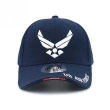 Snapback Cap US Army Hats Tennis Cap Tactical Embroidery Breathable Adjustable Army Outdoor Military Embroidery