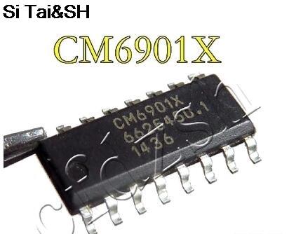 5PCS CM6901X SOP16 Integrated Circuit