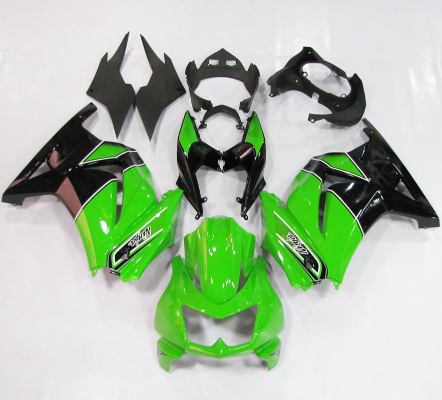 Injection ABS Fairing Kit Bodywork For Kawasaki Ninja 250R EX250R EX250 08-12 2008-2012