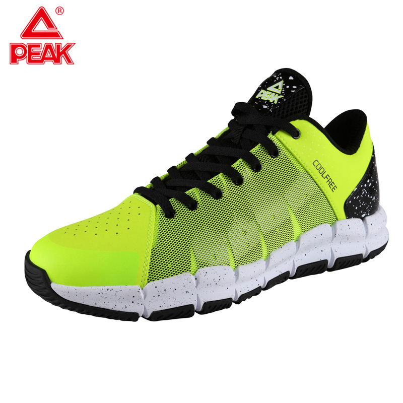PEAK Basketbal Shoes for Men Cool Free Light-weight Training Sneakers liz neporent weight training for dummies