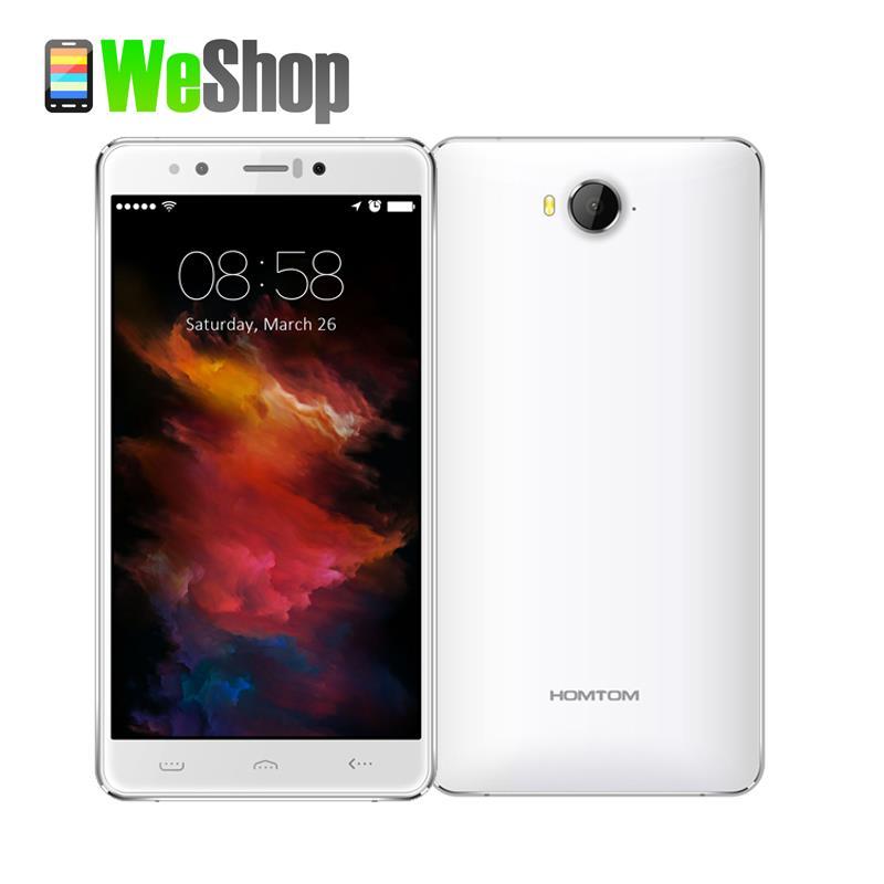 """bilder für Vorverkauf original homtom ht10 smartphone helio x20 deca core 4g 5,5 """"Android 6.0 4G + 32G 1920*1080 Pixel 21MP Handy"""