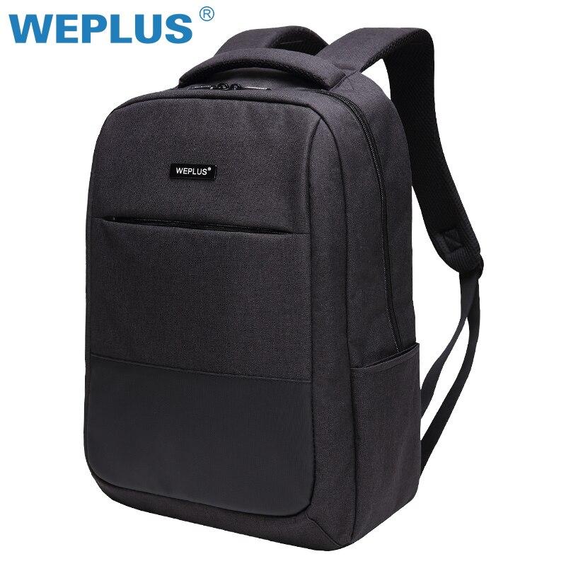 WEPLUS Laptop Rucksack Männer Multifunktions USB Lade Rucksack Männlichen Rucksack Frauen Anti Dieb Reise Rucksack Mochila Weibliche