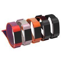 Сменный нейлоновый ремешок для наручных часов ремешок для Fitbit Charge 2 спортивный браслет сменный нейлоновый ремешок для наручных часов