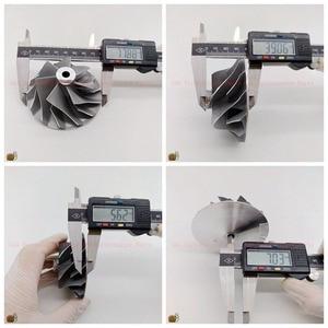 Image 5 - HX35/HX35Wเทอร์โบคอมเพรสเซอร์ล้อ54x78มิลลิเมตรผู้ผลิตAAAอะไหล่เทอร์โบ