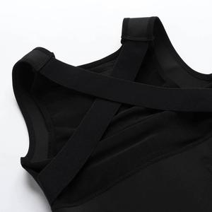 Image 4 - Lover Beauty mannen Afslanken Vest Zweet Shirt Body Shaper Taille Trainer Shapewear Mannen Top Staal Uitgebeend Shapers Kleding Mannelijke