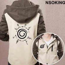 Naruto Hooded Zipper Jacket