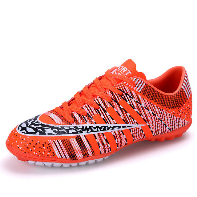 Soccer Shoes For Sale >> Us 25 89 Yogcu Soccer Shoes Men Superfly Cheap Football Shoes For Sale Kids Cleats Indoor Soccer Shoes Superfly Chuteira Football Boots In Soccer